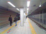 桜川駅壁面比較
