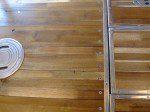集成材樹脂含浸の床