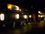 岸和田SA 露店