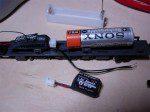単3形電池搭載シミュレーション