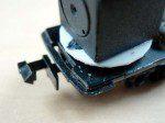 陥没防止器とカメラ位置の変更