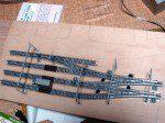 架線柱の配置