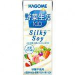 野菜生活100 Silky Soy
