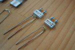 番線表示のLED回路