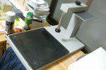 顕微鏡固定台