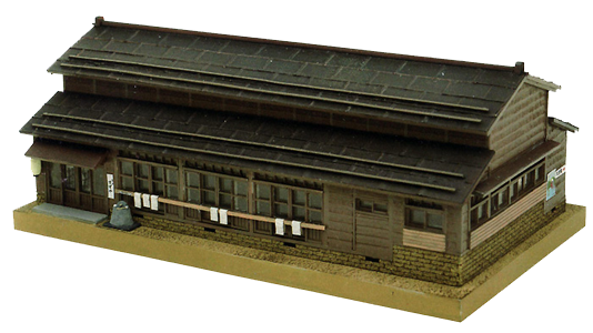 温泉宿D(湯治場)