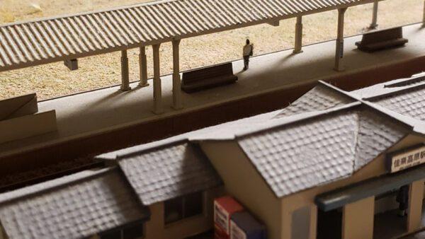 引込線・駅モジュール