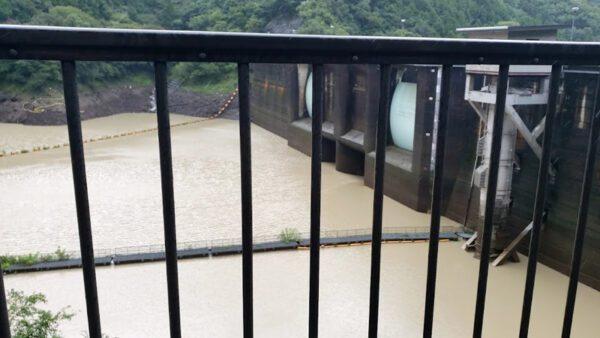 二川ダム取水