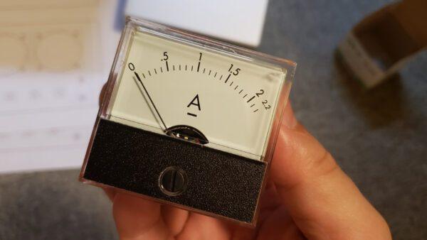 2A電流計